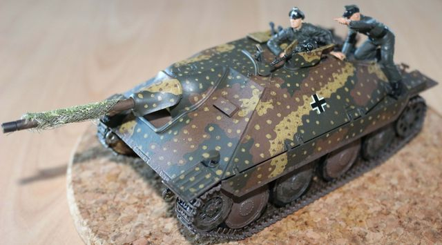 JagdPanzer 38(t) Hetzer Late version
