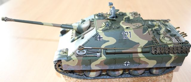 JagdPanther Tank Destroyer Late version