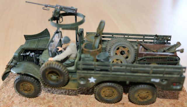 US 1-1/2 Ton Personnel Carrier - WC63 Big Shot