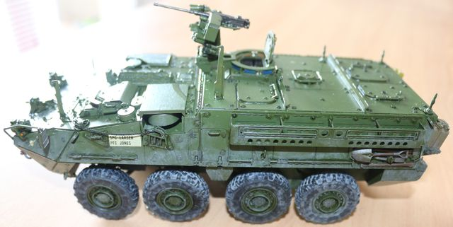 M1126 STRYKER Infantry Carrier Vehicle